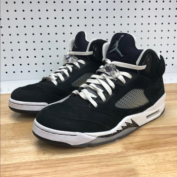 uk availability 4bc41 fc5f9 Jordan Other - Nike Air Jordan V 5 Retro Oreo 2013 Black White
